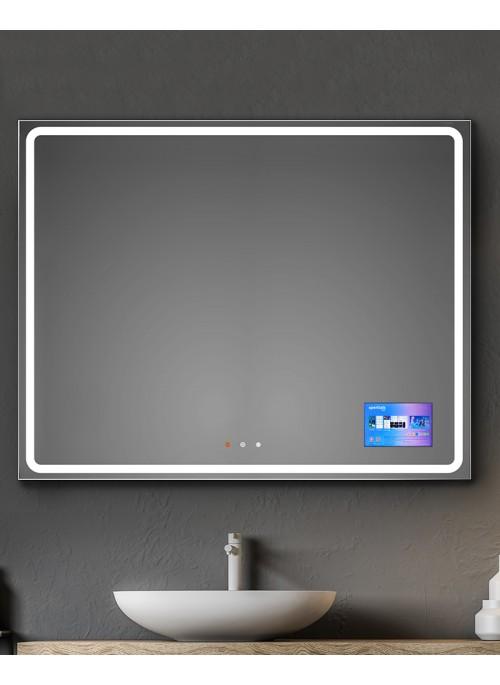 Sdz Espejo Digit TV LCD con wi-fi y altavoces 100-120x80