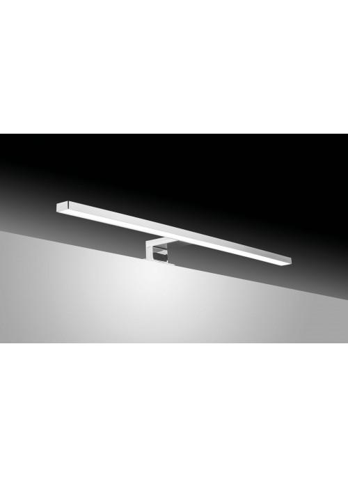 Sdz Aplique LED 60 cm ABS cromado luz fría